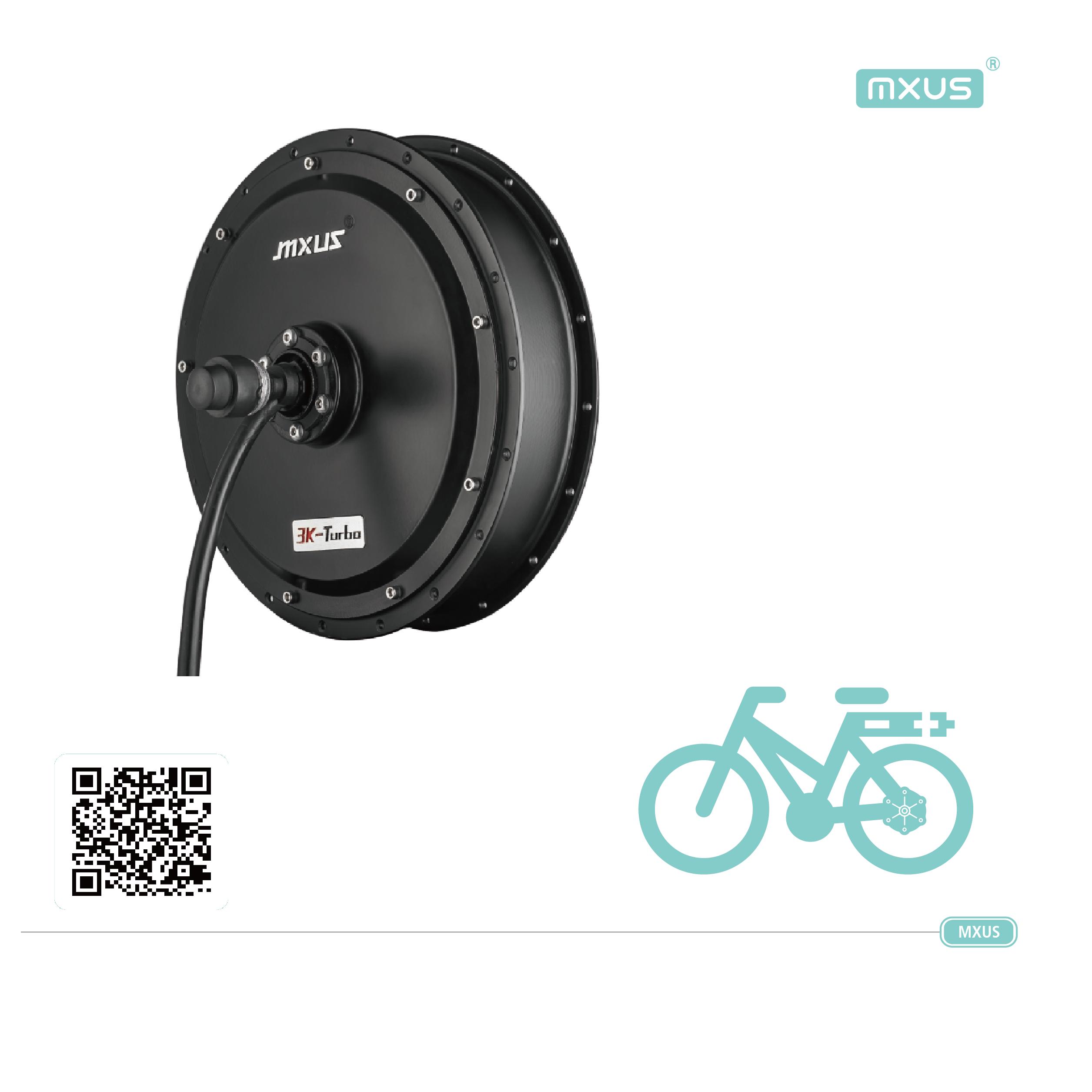 Дешевый колесный двигатель 3000 Вт, задний электрический велосипедный комплект, велосипедный двигатель по оптовой цене