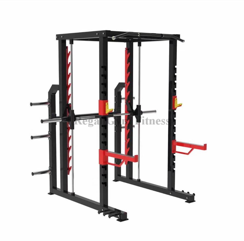 Fitness equipment Exercise Equipment/hammer strength/Multi Power Rack functional