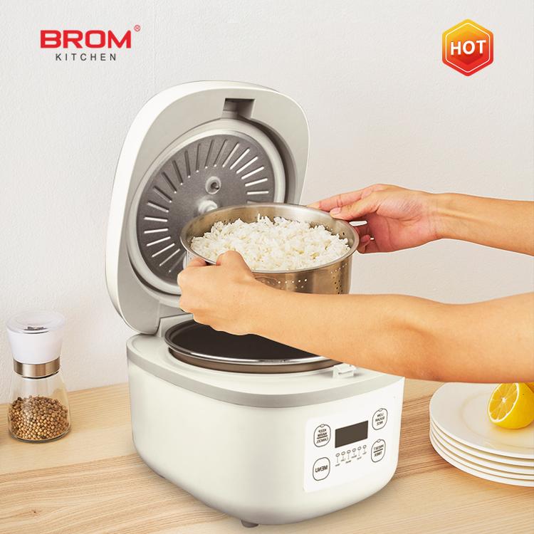 Многофункциональная электрическая мини-рисоварка с низким содержанием сахара, оптом от производителя  Мини многофункциональная электрическая рисоварка<img data-src=