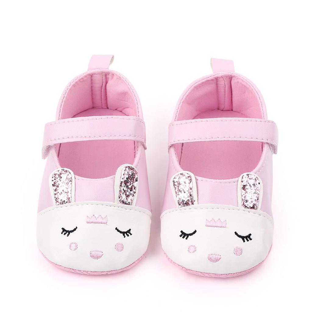Sweet Newborn Baby Girl Shoes Spring