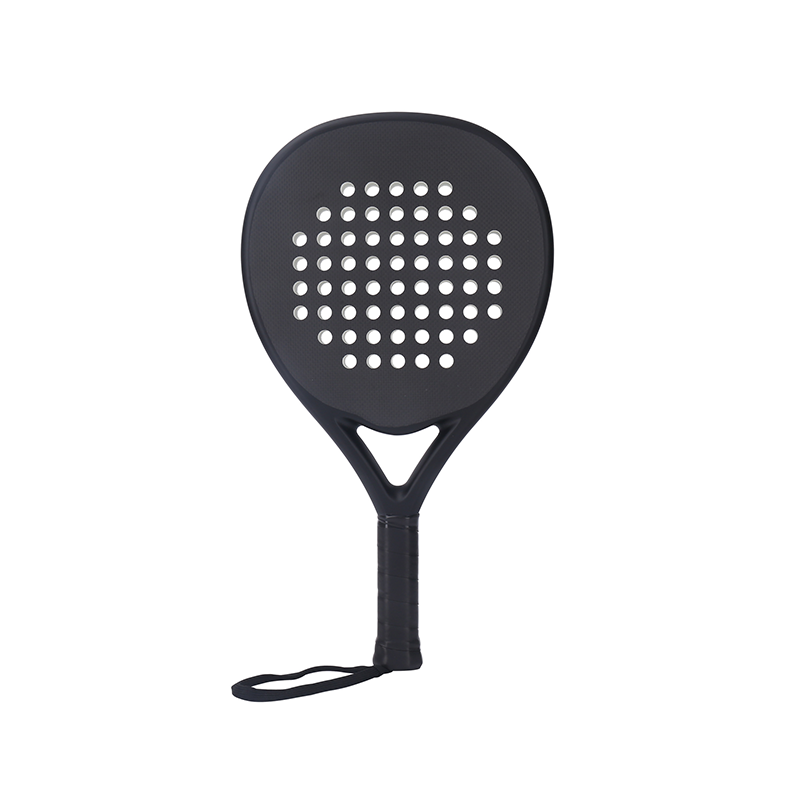 Custom 3K 12K 18K Carbon Fiber High Quality Paddle Racket Padel Beach Tennis