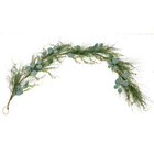 Wedding 2020 New Green Christmas Decorated Garland Wedding Decor Supplies