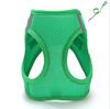 Green chest strap+leash