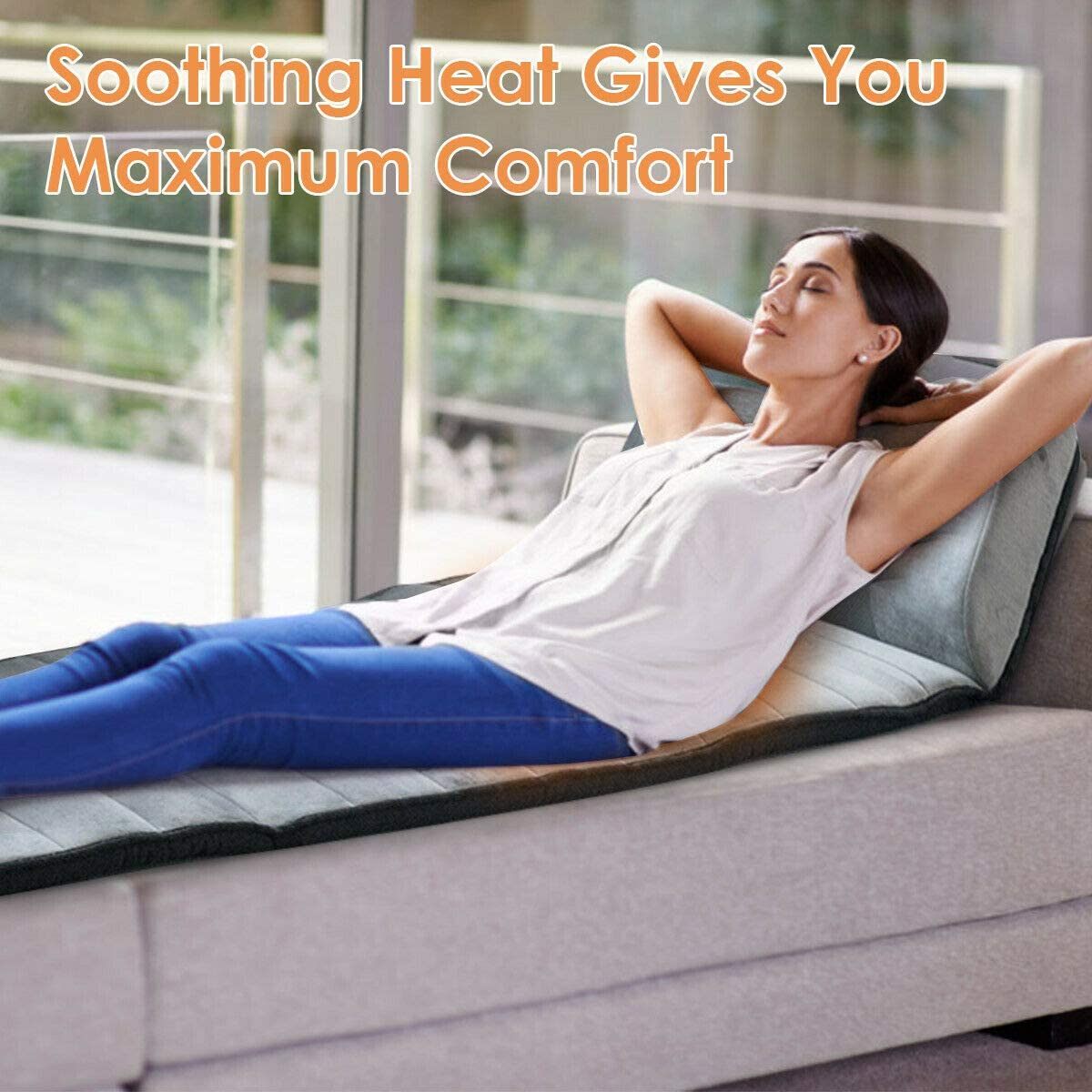 Trending Products Kneading Yoga Massage Cushion Mattress for Relax