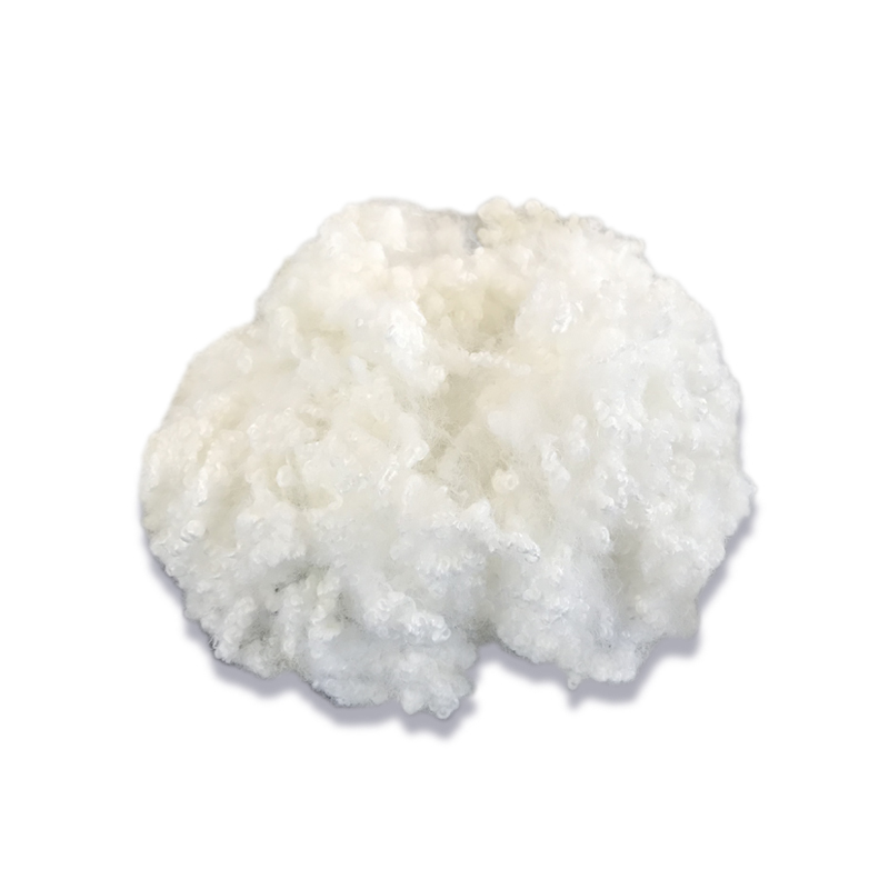 GRS Certificate flame retardant polyester staple fiber polyster fiber