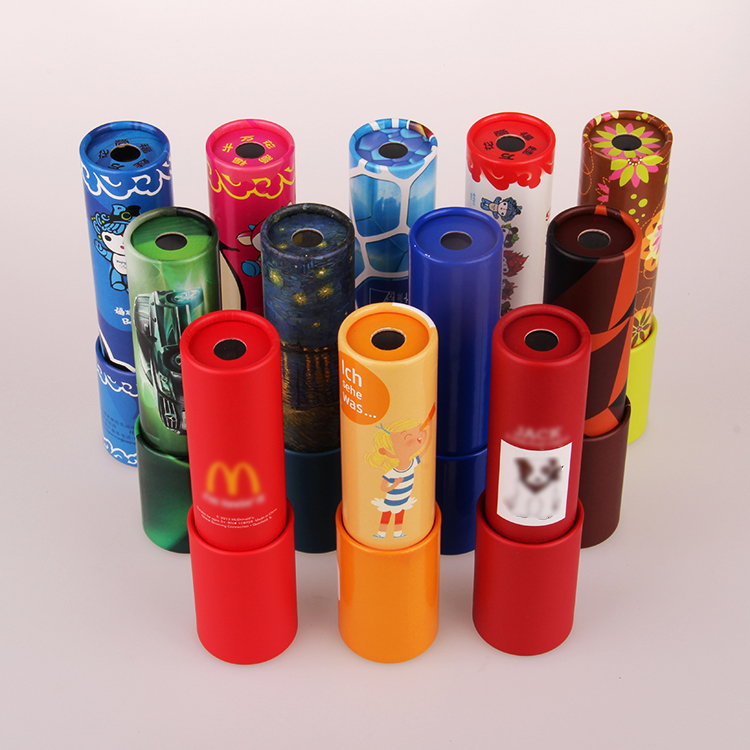 Factory manufacturer supplies colorful kids toy mini kaleidoscope children kaleidoscope