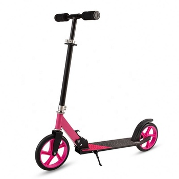 QUZOOR new patent product high quality foldable kids kick scooter adult dirt scooter
