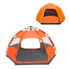 KingGear Outdoor Ultralight Cheap 1-2 Person Beach Automatic Fast Camp Popup Tent