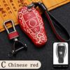 C Chinese red
