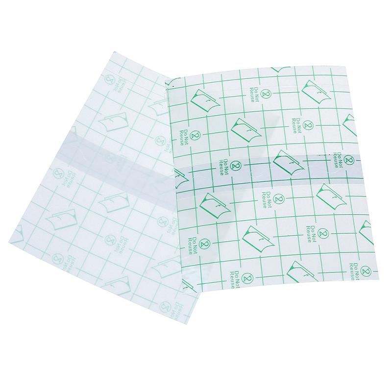 Водонепроницаемая тату-пленка для ухода за кожей, лечебные клейкие повязки, ремонтные аксессуары, лента для фиксации раны