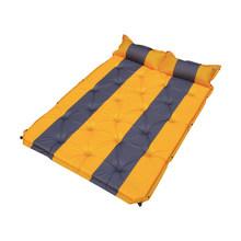 Портативная надувная кровать для автомобиля, надувной матрас, заднее сиденье для путешествий, кемпинга, спальная кровать для дорожных поез...(Китай)