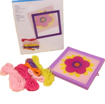 embroidery cross stitch kits flowers canvas for cross stitch