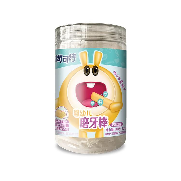 Лидер продаж, печенье для прорезывания зубов с приятным вкусом