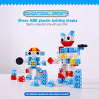 Educational Toy Educational Plastic Building Block Learning Educational DIY Building Block Toy Set