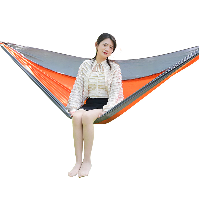 Factory Supply portable macrame  hammock Picnic for two Low price  high quality hammock
