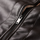 Leather Jacket Warm Biker Fleece Pu Leather Jacket Military For Men Fashion Winter Clothes