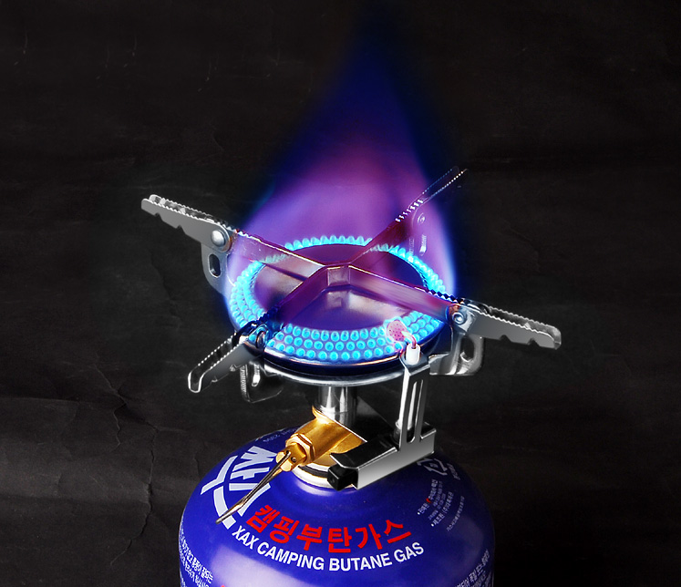Bulin BL100-B8 multi fuel stove camping foldable gas stove outdoor camping cook