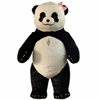 Panda mädchen