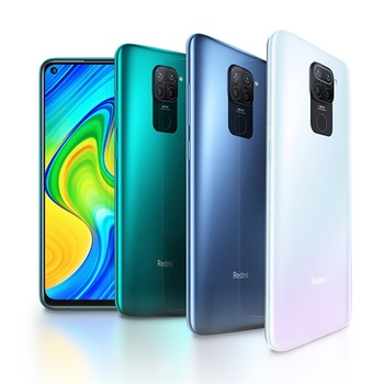 Redmi Note 9 4GB 128GB Smartphone Xiaomi Original Mobile 48MP Quad Camera 5020mAh Global Mi Mobile Phones