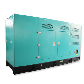 HIGH QUALITY quiet soundproof diesel power 500KVA 400KW generator silent