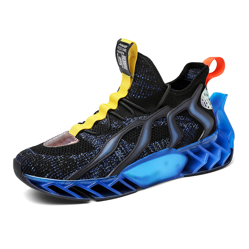 2021 New Male Blade Runner Running Shoes Star Brand Quality Hot Selling Sports Shoes Wholesale Customized Logo