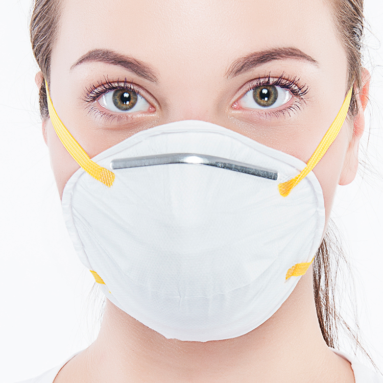 Disposable Nonwoven Cup Shaped KN95 Half Face Mask for Self Use - KingCare | KingCare.net