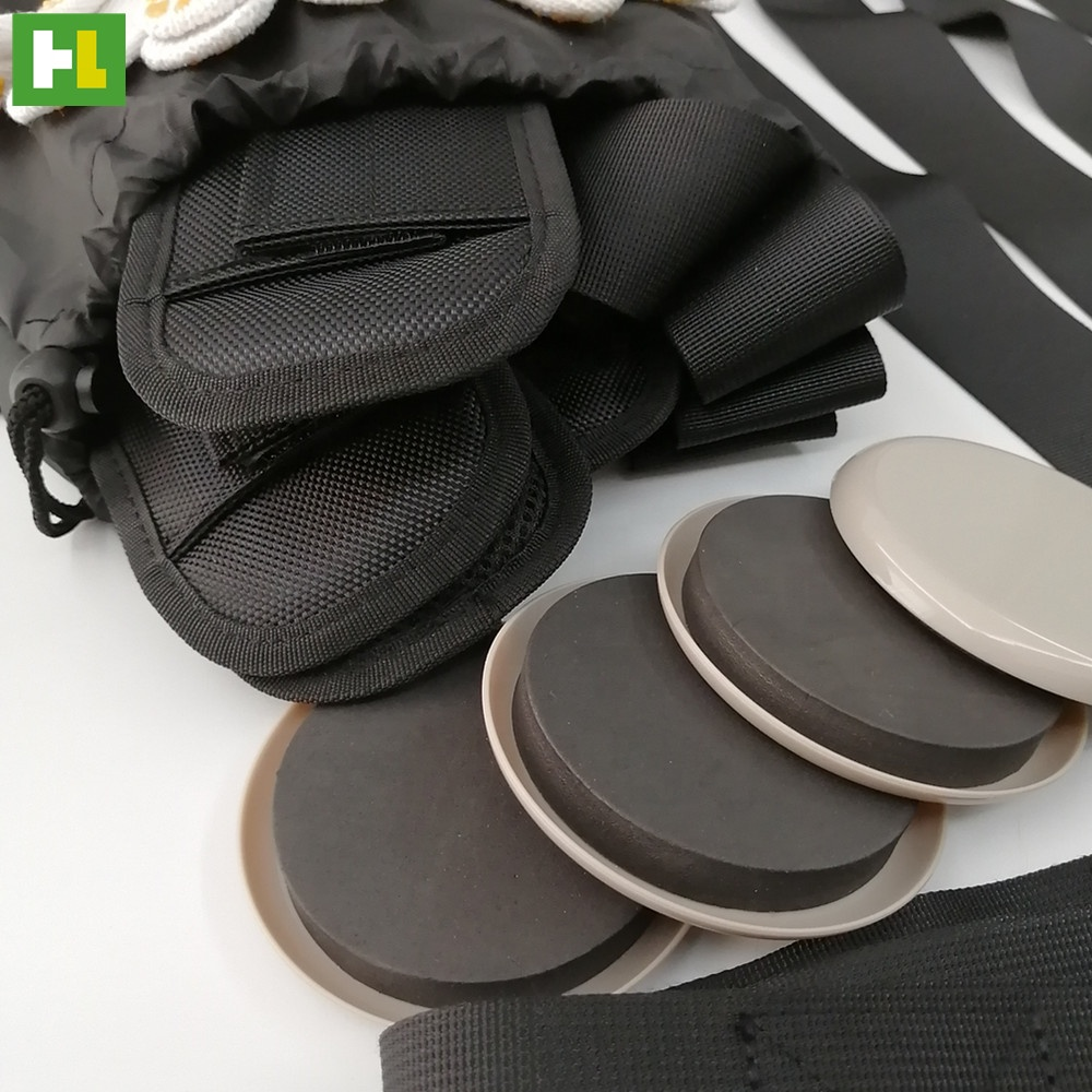 2-Person shoulder lifting straps for moving furniture/moving straps