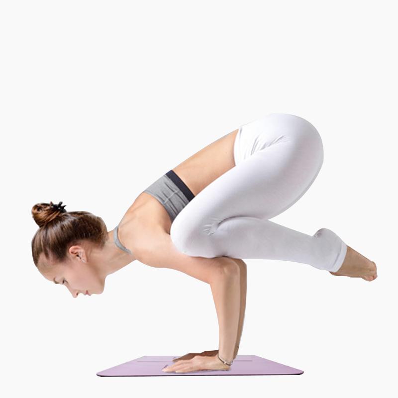 Small Yoga Exercise Mat Non Slip Keep