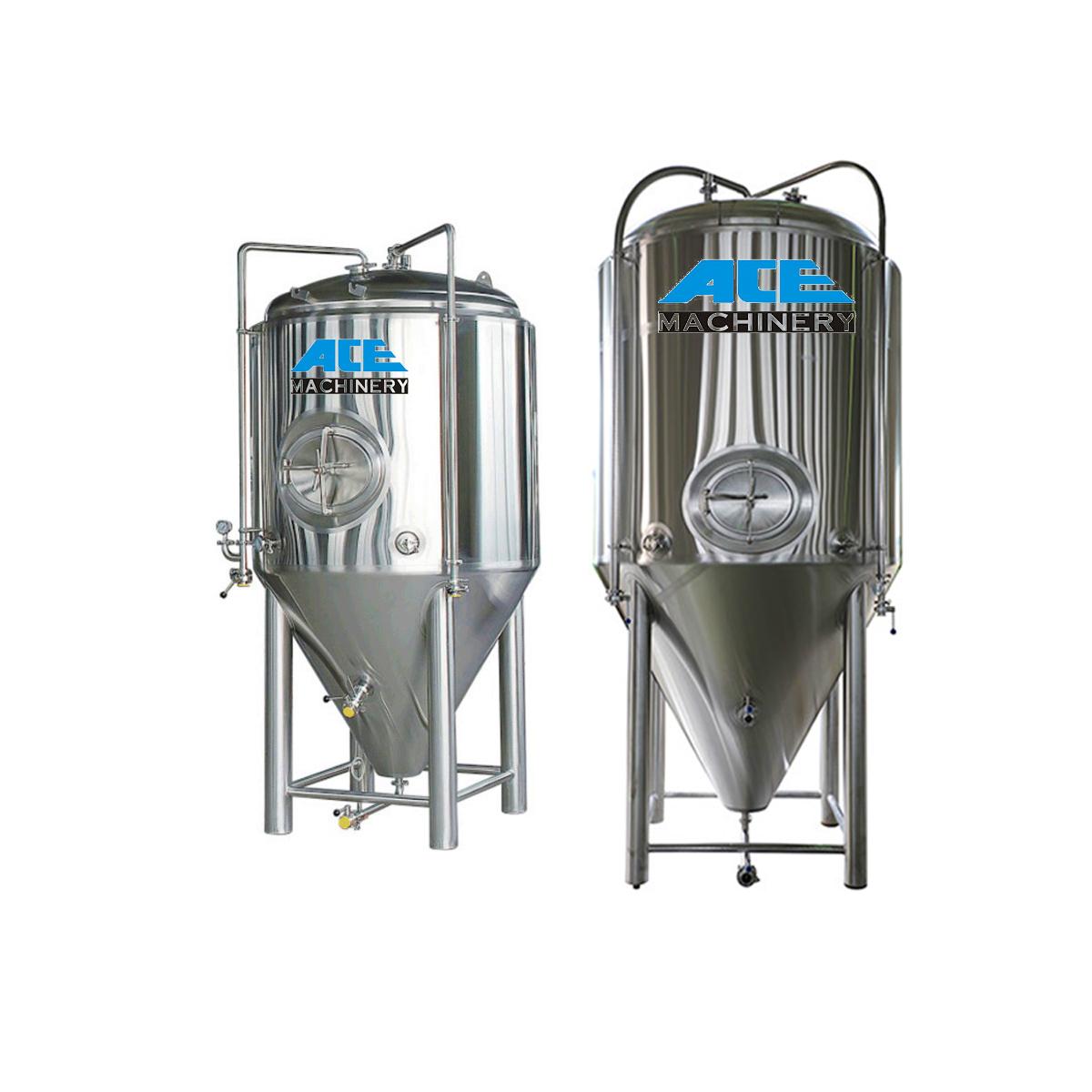 800L Time Volume Milk Fermentation Tank Price Commercial Beer Fermenter Milk Fermentation Container