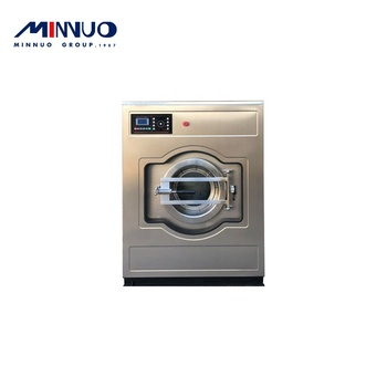 Latest design automatic laundry used washing machine and dryer commercial for wholesale