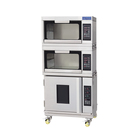 Convection Bread Machine Electric Household Countertop Electric Convection Bread Oven 380V Mini Bakery Equipment Machine