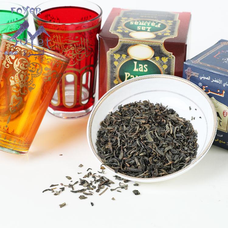 Natural Fresh Shoots Authentic High Quality Chunmee Floral Green Tea 9368 Bloom Wholesale - 4uTea | 4uTea.com