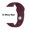 13 Wine Red