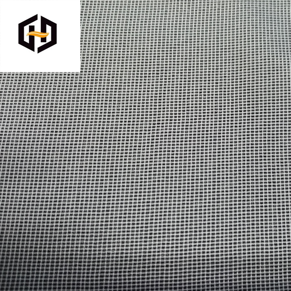 Полиэфирная сетчатая ткань, оптовая продажа, зарубежная натуральная цветная ткань Greige для клейкой ленты