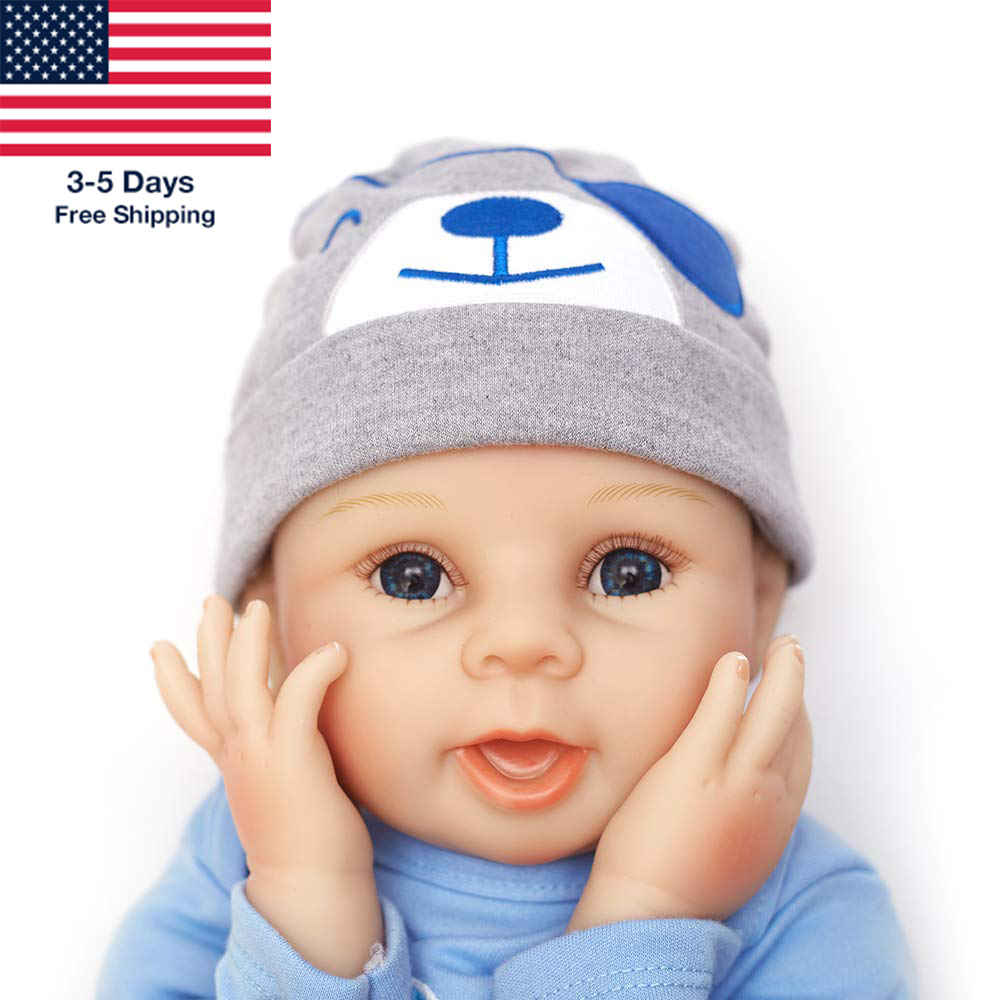 Free Shipping Silicone Reborn Baby Dolls For Sale Factory Wholesale 18inch Soft Reborn Baby Dolls Lovely Lifelike Doll For Child Buy African American Reborn Full Silicone Dolls Silicone Reborn Baby Dolls For