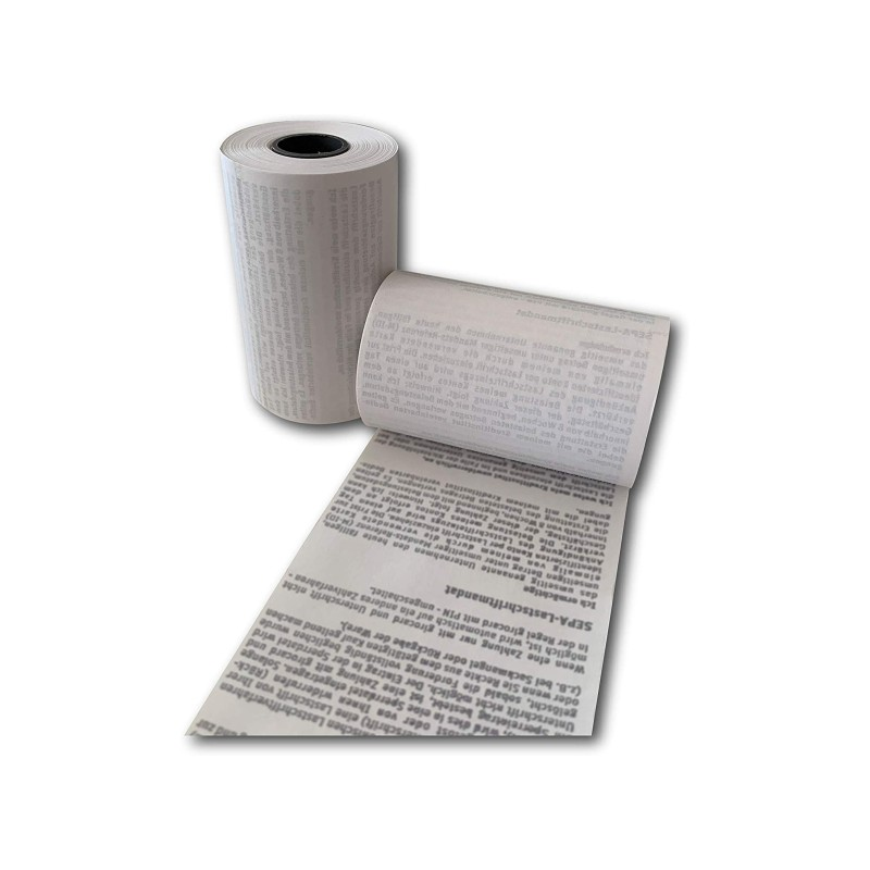 Премиум-цена 80*80 мм Банкомат машина кассовый аппарат бумажные термобумажные рулоны