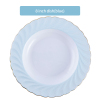 8 inch dish(blue)