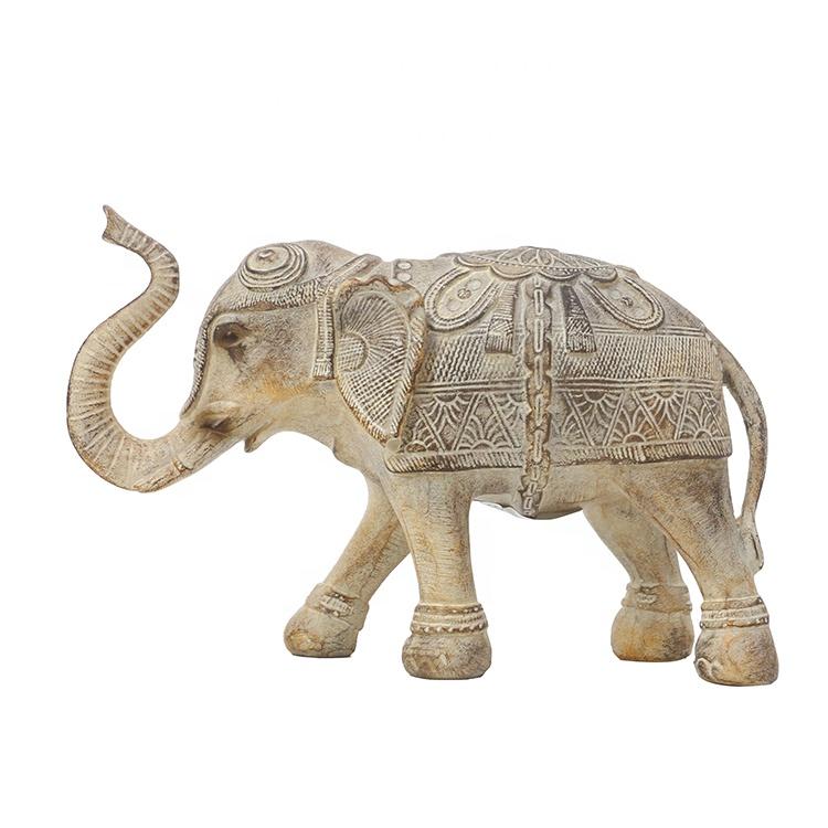 Resin Table Top Decorative Animal Statues Gold Elephant Figurine Indoor Animal Statue Polyresin Home Decor Elephant Buy Gold Elephant Figurine Home Decor Elephant Elephant Resin Crafts Product On Alibaba Com