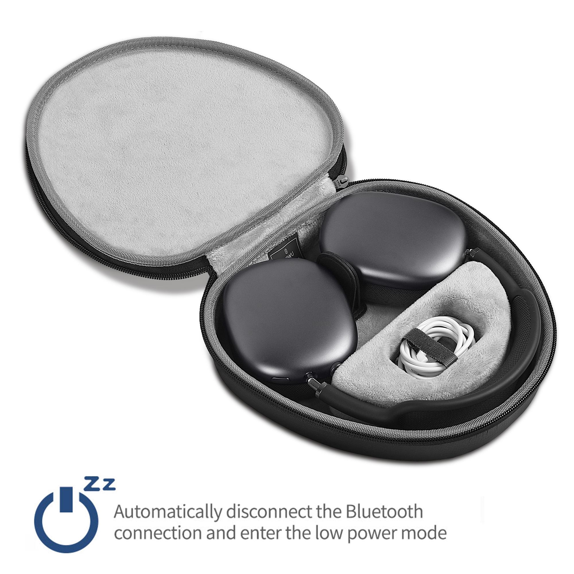 WiWU 适用于Airpod Max智能耳机套 (https://www.wiwu.net.cn/) AirPods 保护壳 第4张