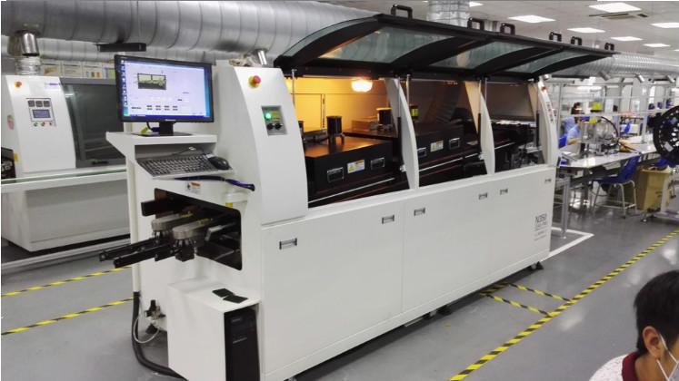 Economical SMT Lead Free Wave Soldering Machine For DIP Procuction Line