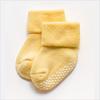 Yellow Baby Socks