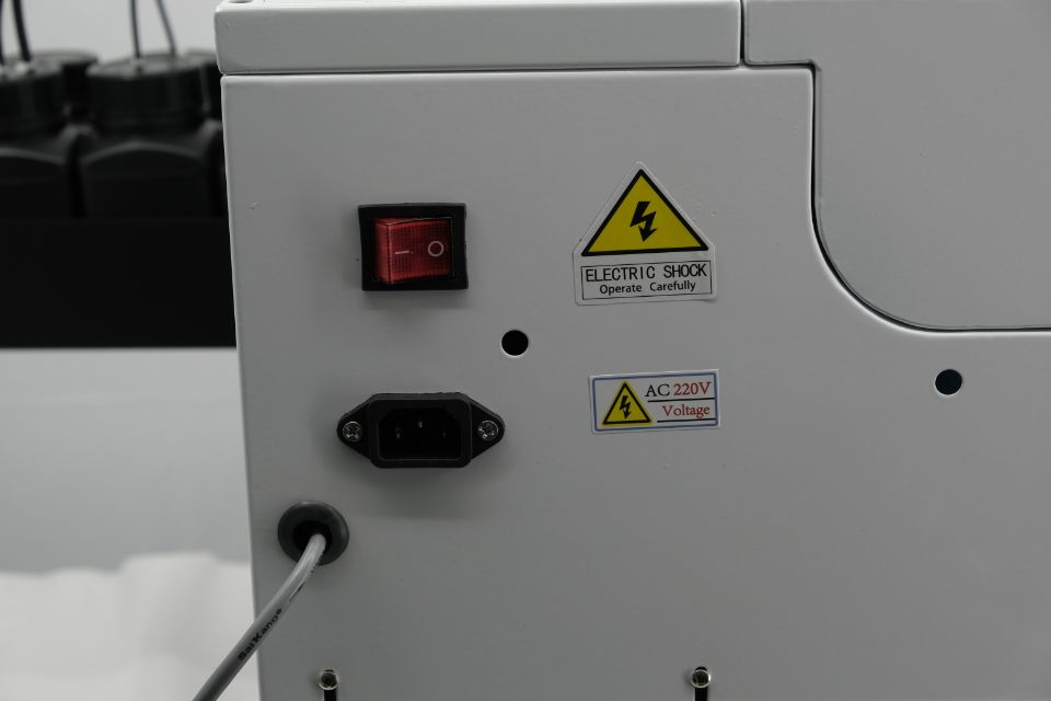 Epson Head UV T-shirt Printing Machine for Glass Metal Wood Phone Case
