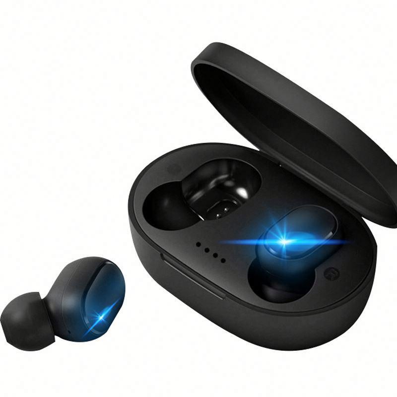 Earphone Earbuds Free Shipping Cheap Sports Black TWS HiFi Handsfree Noise Canceling Stereo Music - idealBuds Earphone | idealBuds.net