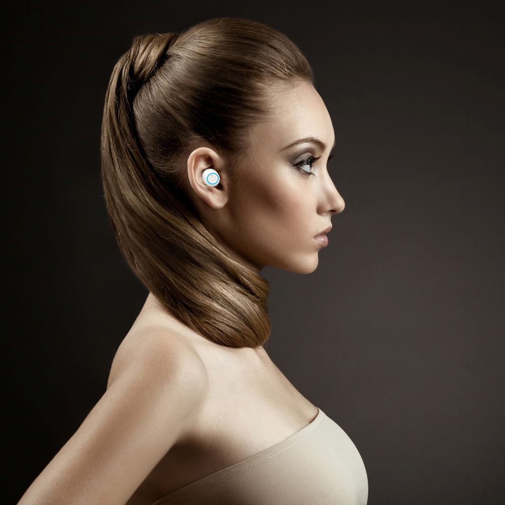 Most popular product items Single ear stereo wireless bluetooth headphones with phone - idealBuds Earphone | idealBuds.net