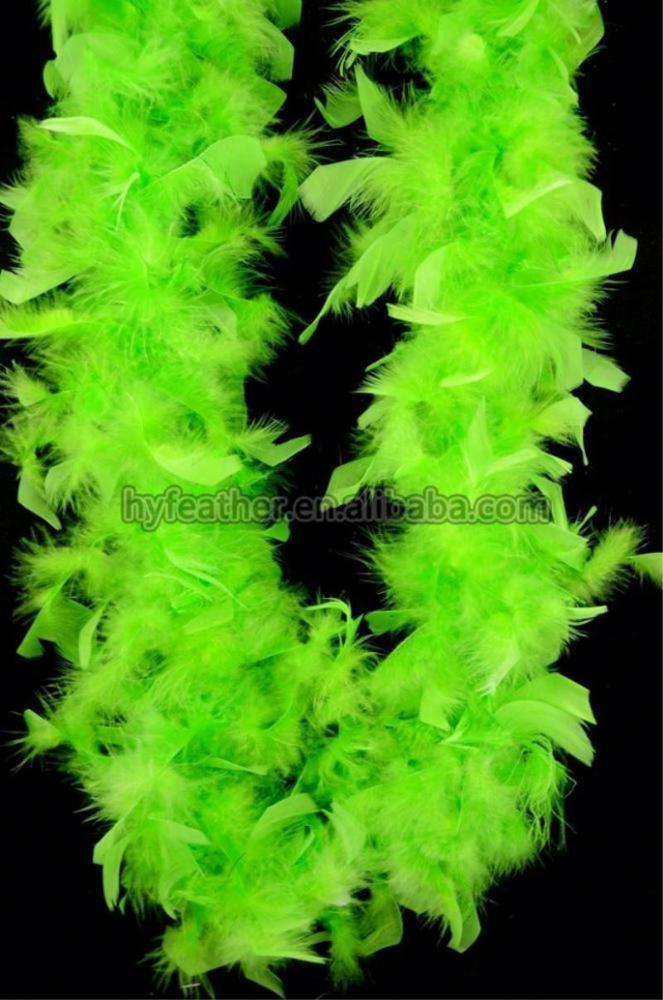 Оптовая продажа, Окрашенные Перья чанделла боа различных цветов, 5001-45 г
