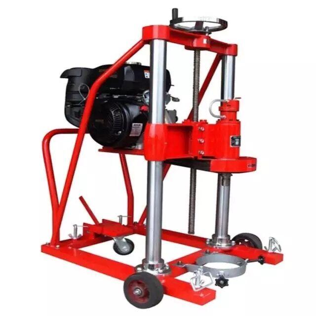 borehole drilling machine/ for road stud concrete holes core drilling machine