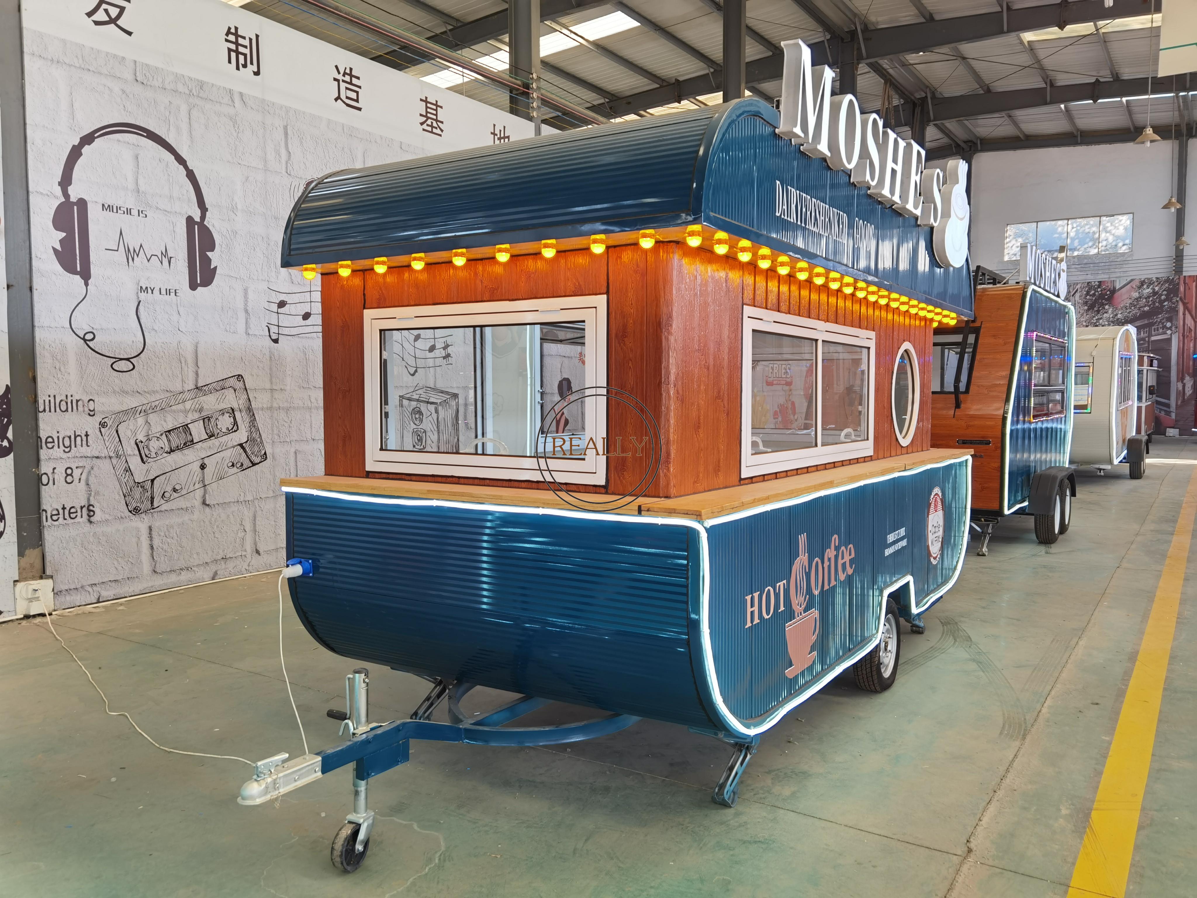 Мобильная тележка для еды, грузовик в форме корабля для мороженого, многофункциональный уличный трейлер для хот-догов, автомобиль для кейтеринга, фаст-фургон, цена на продажу