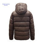 Warm Hood New Style Hot Sale Winter Outwear Very Warm Men's Duck Down Jacket With Hood