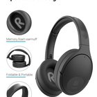 OEM Hush -35dB Noise Cancelling 100 Hours Playtime Active Noise Cancelling ANC wireless Earphones Over-Ear Headphone