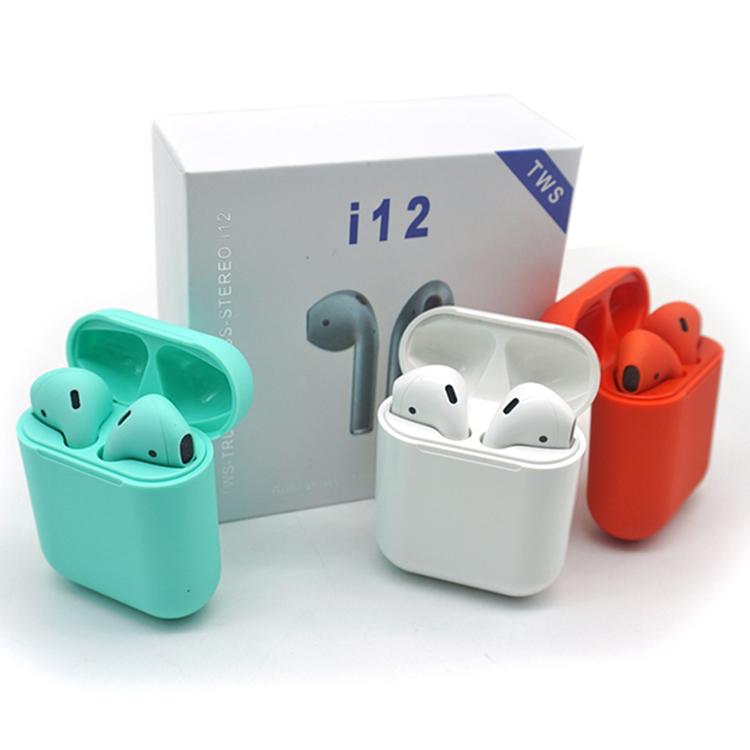2020 wireless earbuds bluetooth earphone i12 tws - idealBuds Earphone | idealBuds.net